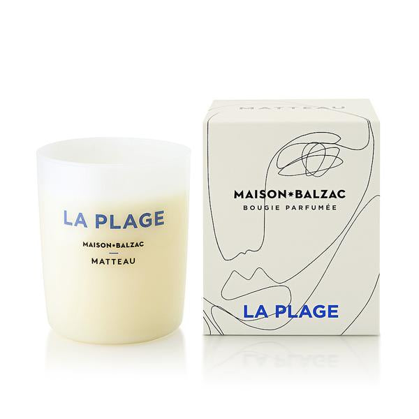 La Plage ~ Bergamot, lemon, green leaf