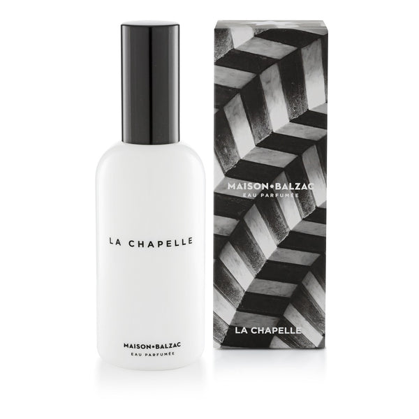 La Chapelle Room & Linen Spray ~ incense, myrrh, mediterranean cistus