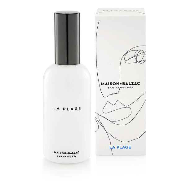 La Plage Room & Linen Spray ~ Bergamot, lemon, green leaf