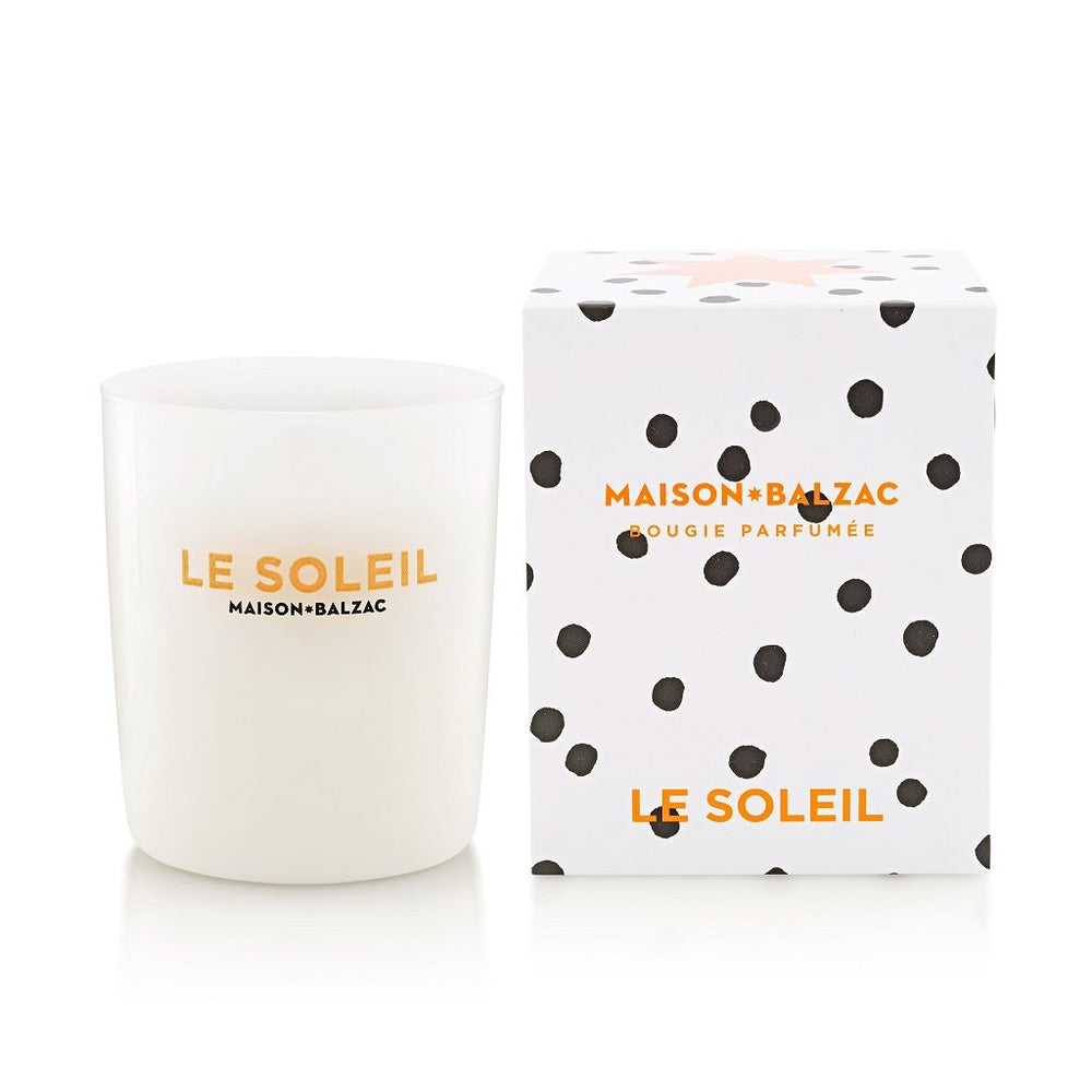 Le Soleil from Maison Balzac ~ Orange flower, neroli, tuberose