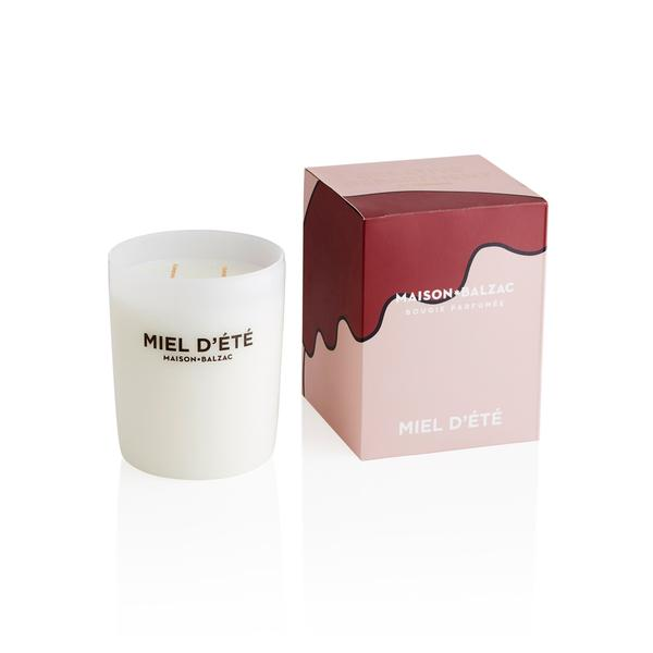 Miel D'été  (Summer Honey) ~ bergamot, hyacinth, earth