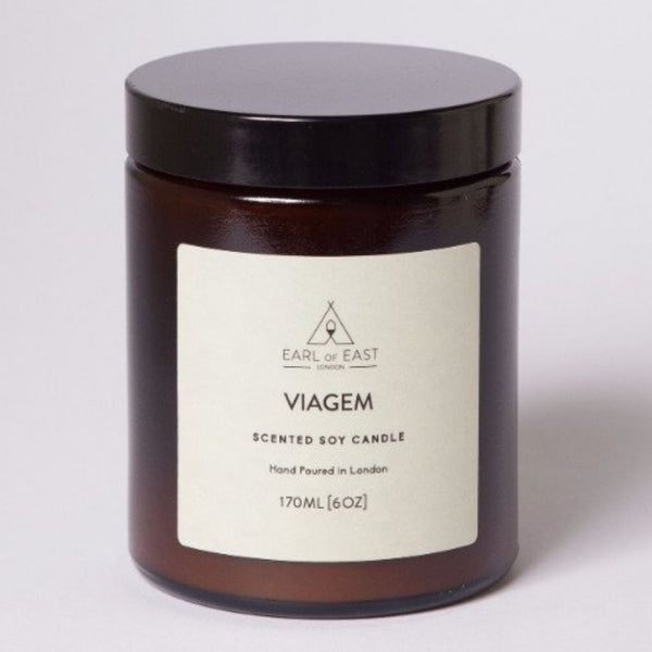 Viagem from Earl of East London ~ fig, sweet coconut, green oregano, vetiver