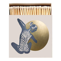 Luxury Oversized Matches ~ Yoga Matchbox