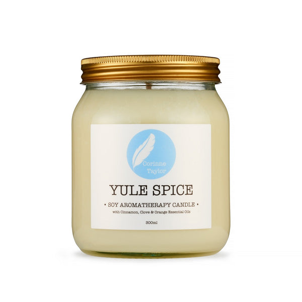 Yule Spice from Corinne Taylor ~ cinnamon, orange, clove
