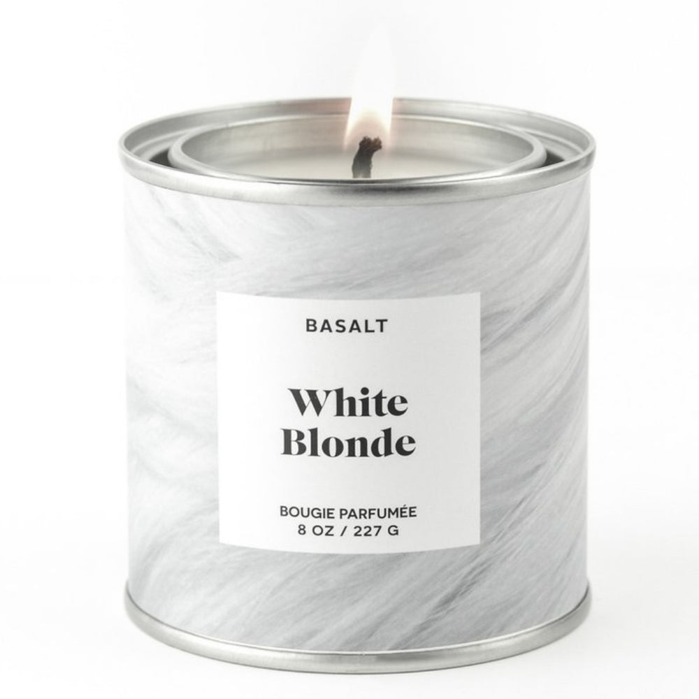 White Blonde from Basalt ~ fruit, floral, caramel