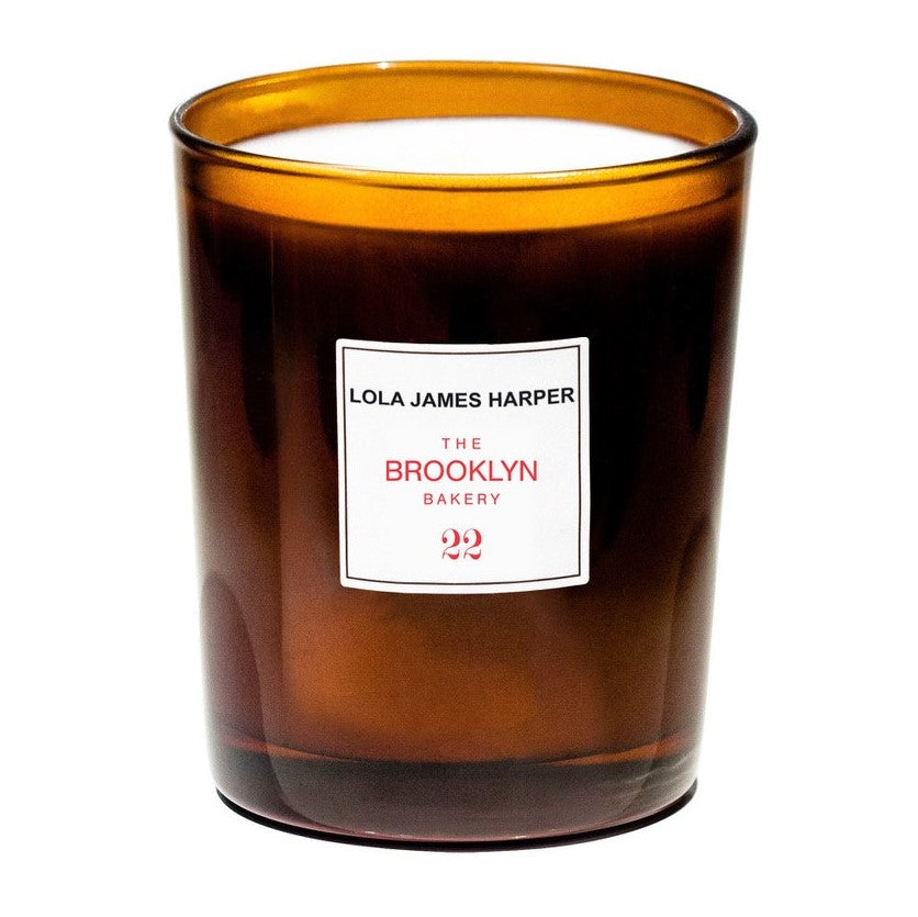 The Brooklyn Bakery ~ cinnamon, amber, patchouli, vanilla, cedarwood