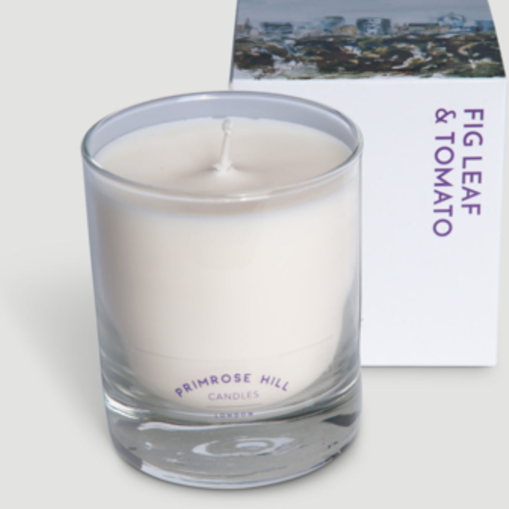 Fig Leaf & Tomato from Primrose Hill Candles ~ fig leaf, tomato