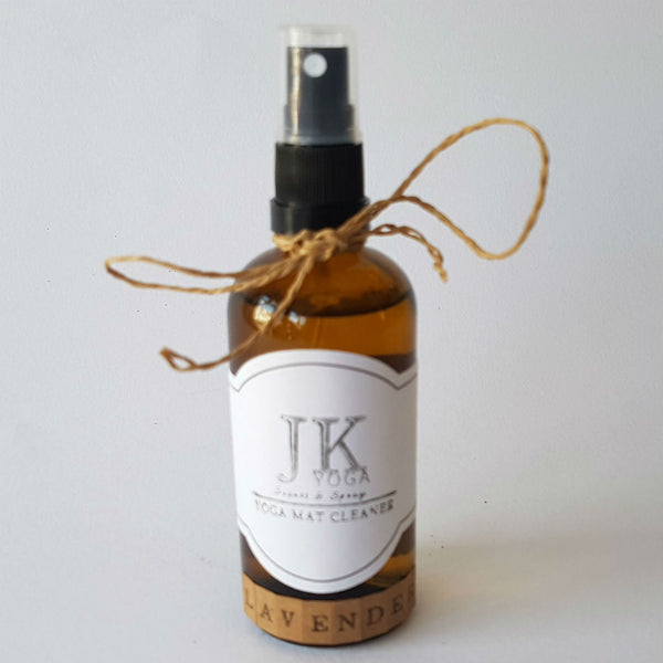Lavender Yoga Mat Spray at Wick Candle Boutique Brighton & Hove