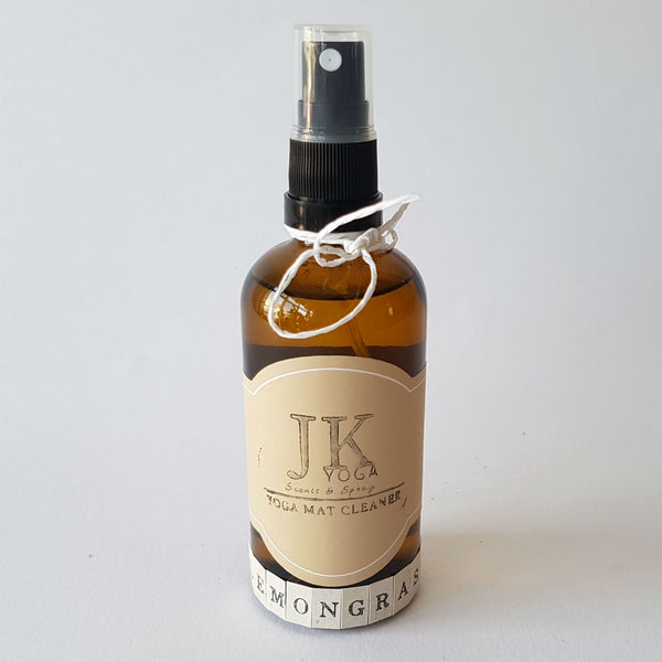 Lemongrass Yoga Mat Spray at Wick Candle Boutique Brighton & Hove