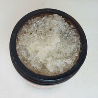 Isla Apothecary ~ Lemongrass + Rosemary Renew Foot Scrub
