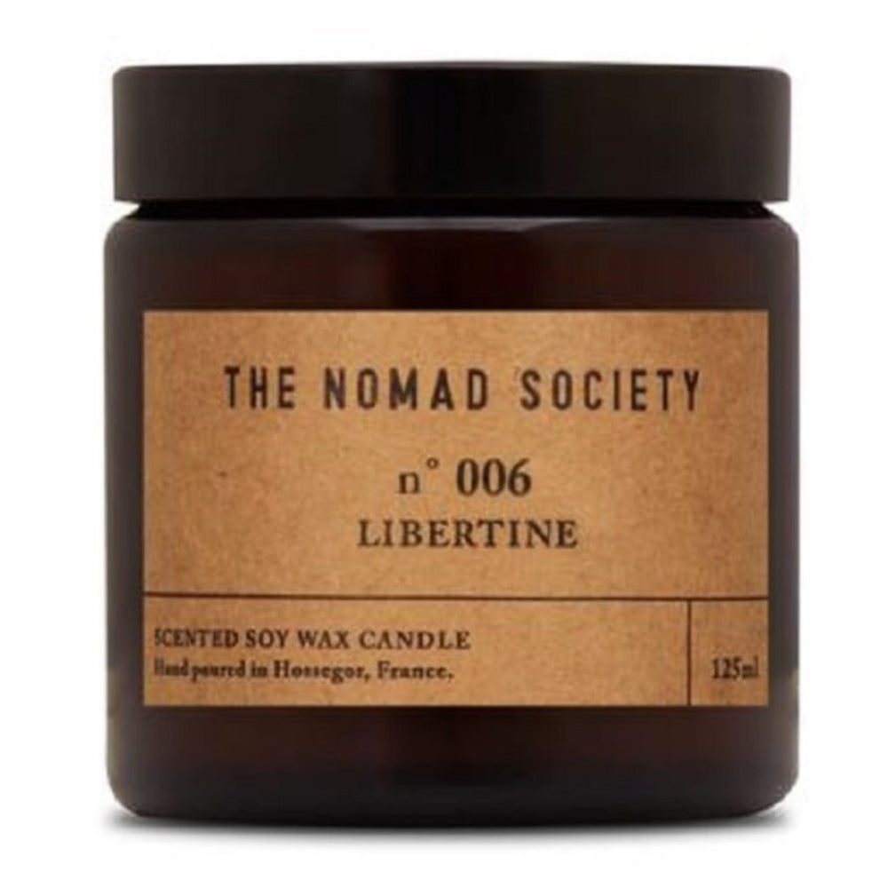 Libertine from Nomad Society ~ juicy black figs