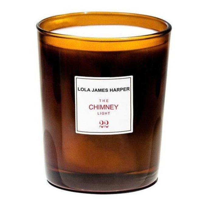 The Chimney Light ~ cardamom, carrot, cinnamon, clove, cumin, incense, iris