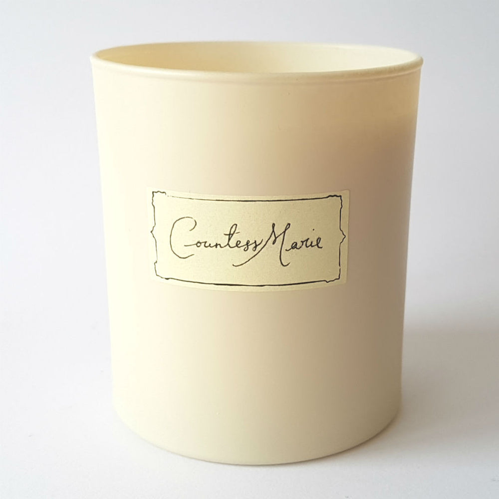 Illumens candle ~ Countess Marie ~ sage, citrus, rosemary
