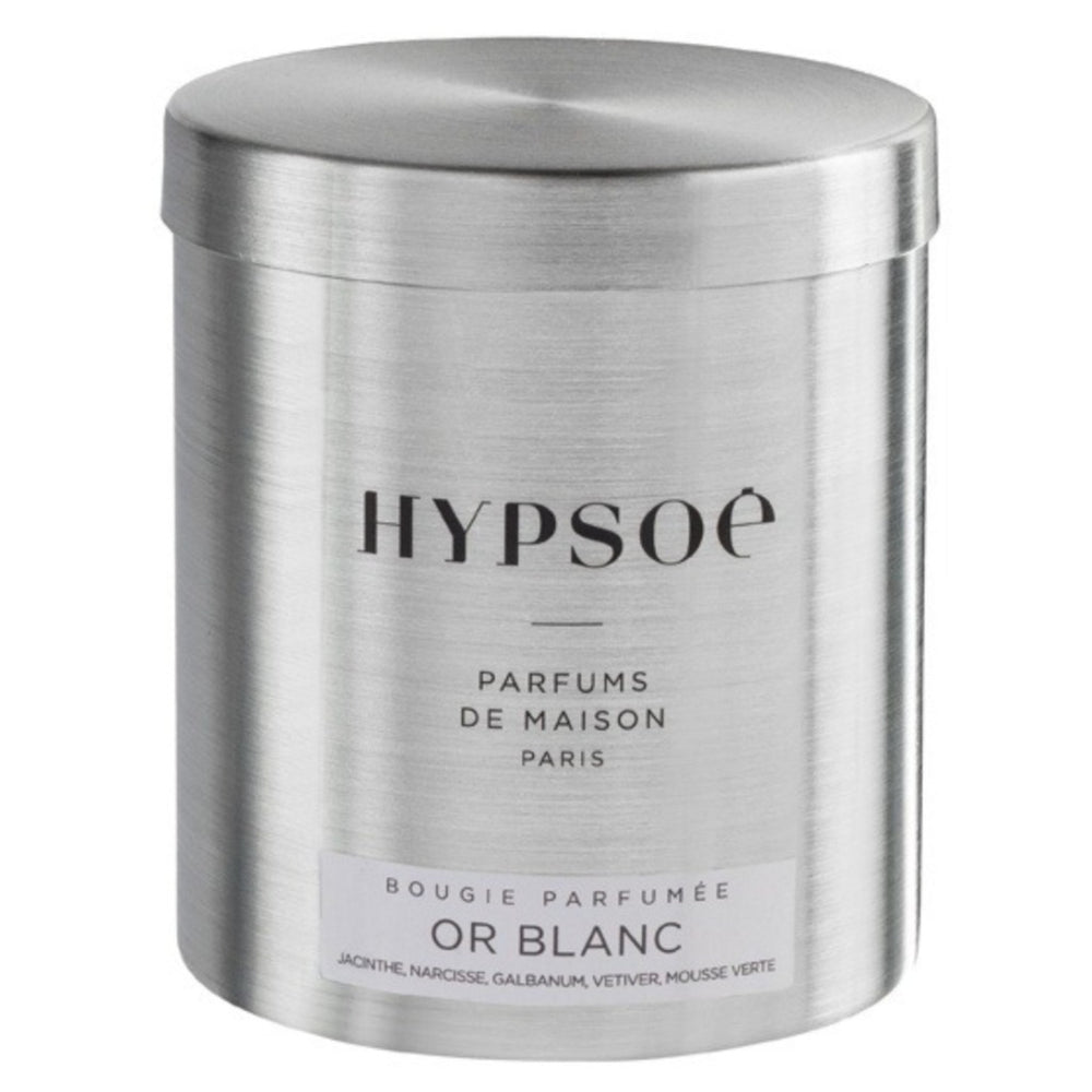 Or Blanc from Hypsoé ~ hyacinth, narcisse, glananum, vetiver, green moss