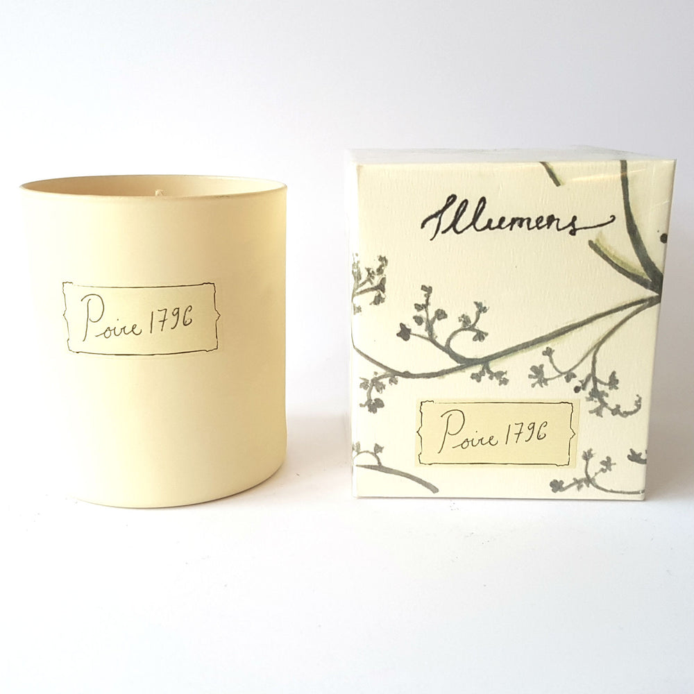 Illumens candle ~ Poire 1796 ~ pear, sweet pea