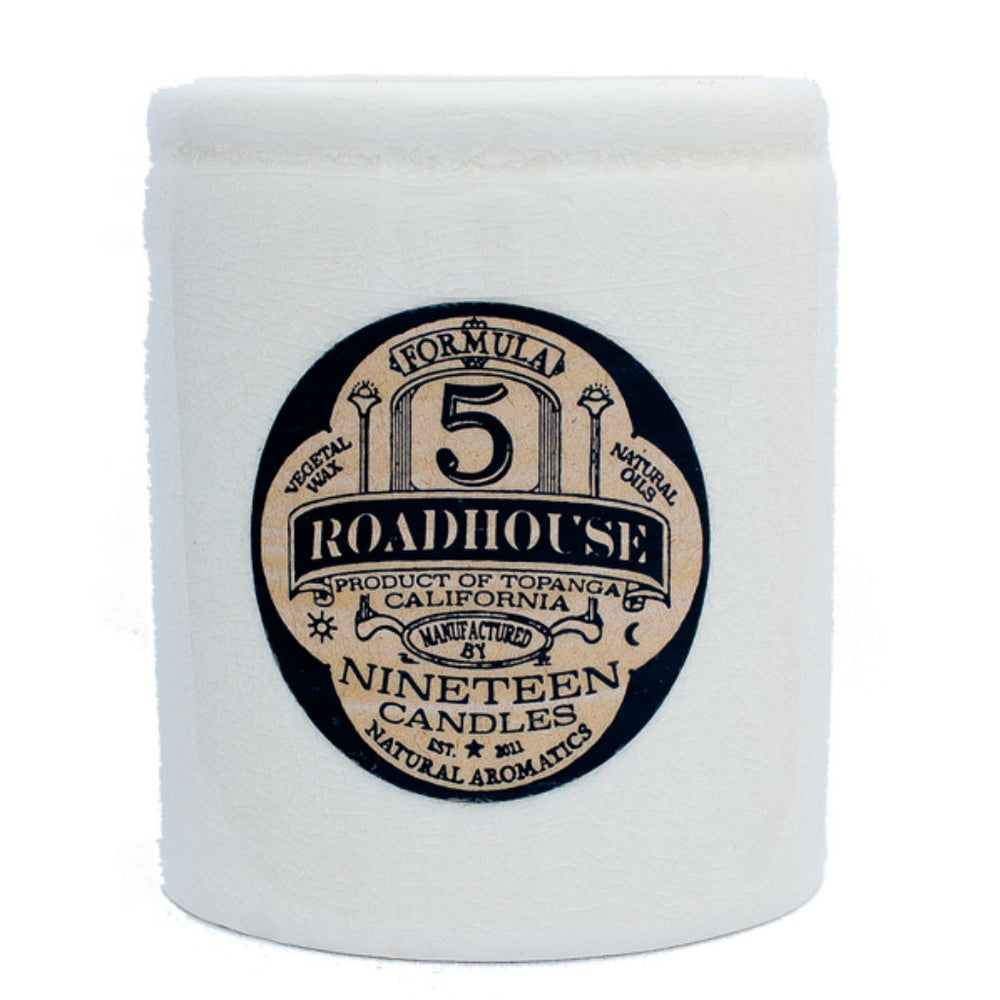 19 Candles ~ #5 Roadhouse ~ star anise, juniper, lime, benzoin, cardamom