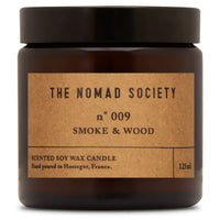 Smoke & Wood from Nomad Society ~ birchwood, campfire