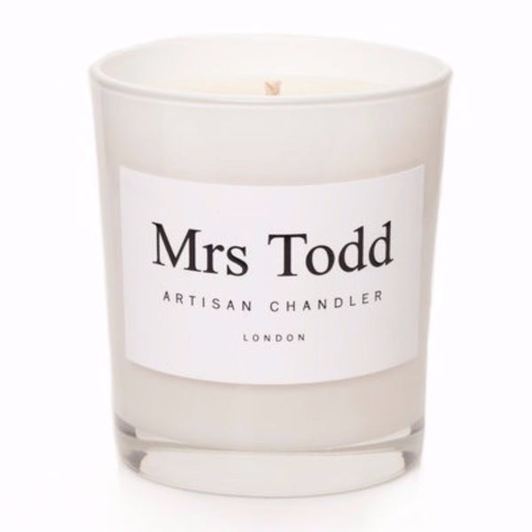Blackberry, Bay & Bergamot from Mrs Todd London ~ Blackberry, blackcurrant, lemon, bergamot