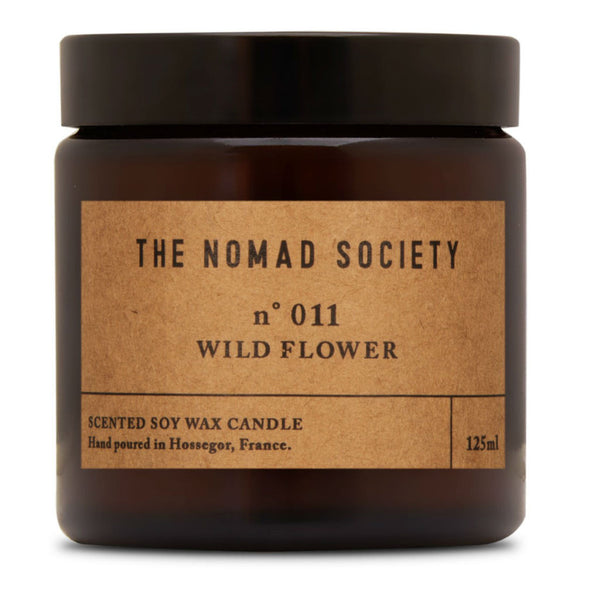 Wild Flower from Nomad Society ~ tuberose, cardamom