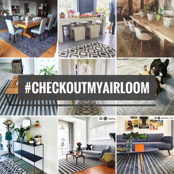 Snap. Post. Win. #checkoutmyairloom