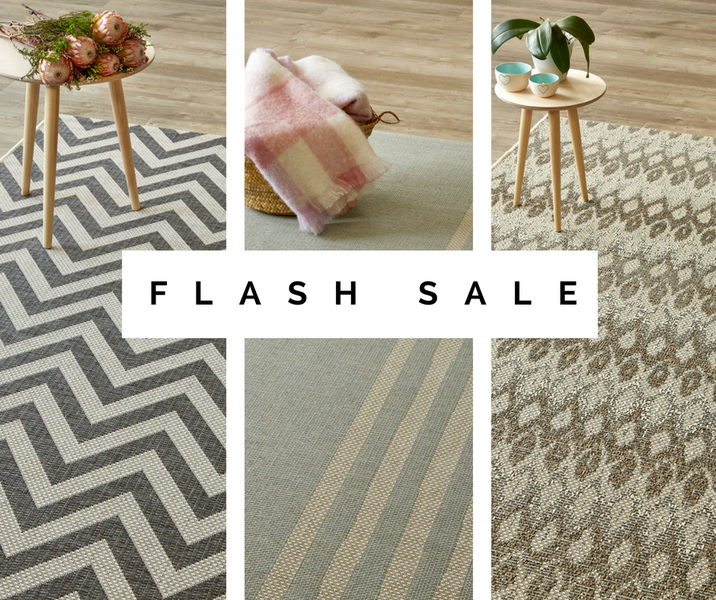 Flash Sale on Inside Out Rugs