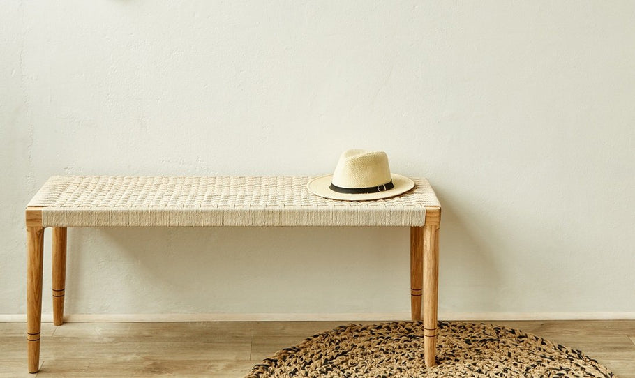Get 30% off our Hemp Bench, while stocks last