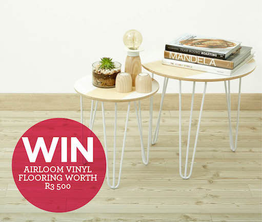 Win a flooring makeover with Good Housekeeping