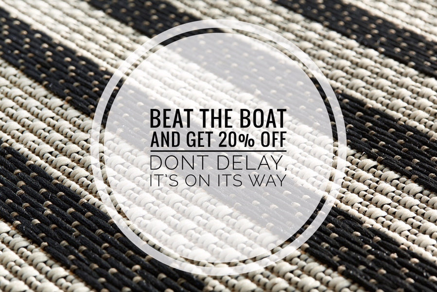 Beat the boat Bargains!