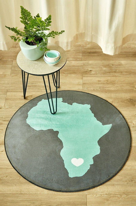 African Sky Circle-rugs-Airloom