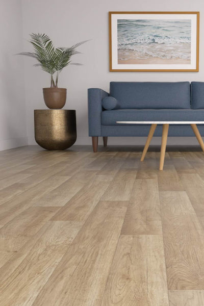 Chalet Oak 000S (Vinyl Sheeting, Stick Down)-flooring-Airloom