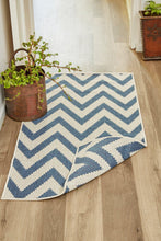 Chevron Ocean-rugs-Airloom