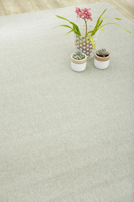 Chunky Sisal-look Stone-rugs-Airloom