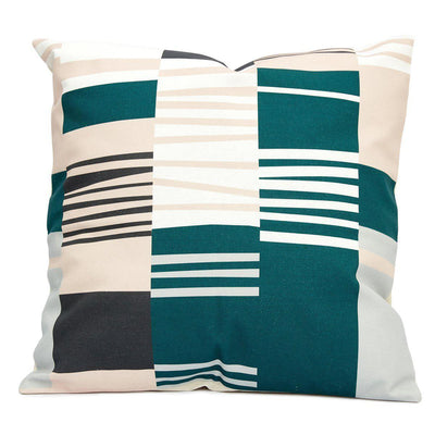 Cool Bauhaus Slant Cushion (with inner included)-Decor-Airloom
