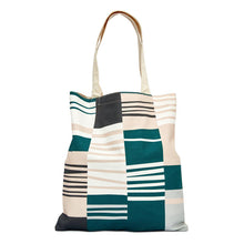 Cool Bauhaus Slant Tote Bag-Decor-Airloom