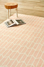 Geo Chevron Blush-Airloom