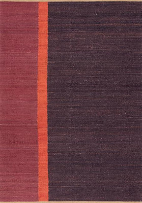 Hemp Purple/Cerise-rugs-Airloom