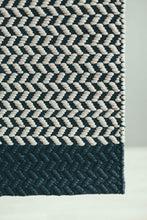 Ndebele Dark Hand-woven Polyester-rugs-Airloom