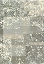 Silver Fusion Wool Rug-rugs-Airloom