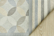 Silver Urban Bloom-rugs-Airloom