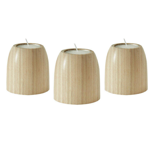 Tea Light Holders (Set of 3)-decor-Airloom