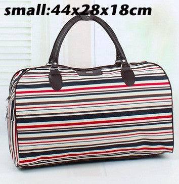 Patterned Women Travel Bag - luxfellas