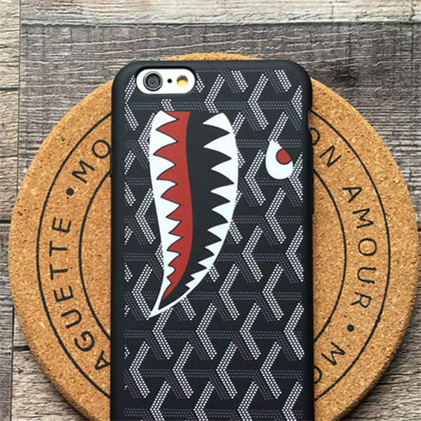 Shark iPhone Case - luxfellas