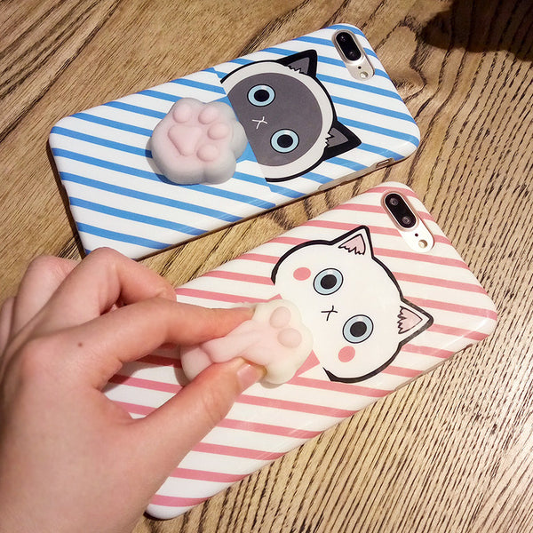 Squishy Pets iPhone Case