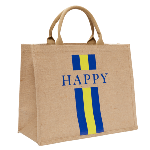 BEACH BAG HAPPY