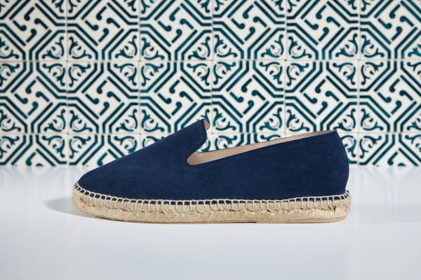 AMABEA Originals blue espadrilles
