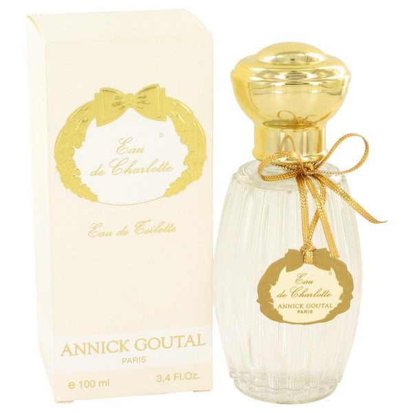 EAU DE CHARLOTTE by Annick Goutal Eau De Toilette Spray 3.4 oz for Women