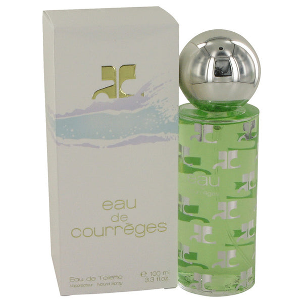 EAU DE COURREGES by Courreges Eau De Toilette Spray 3.4 oz for Women
