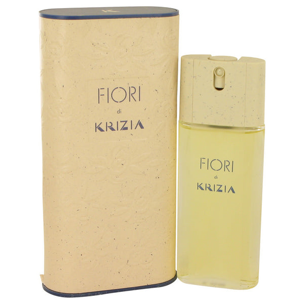 Fiori Di Krizia by Krizia Eau De Toilette Spray 1.8 oz for Women