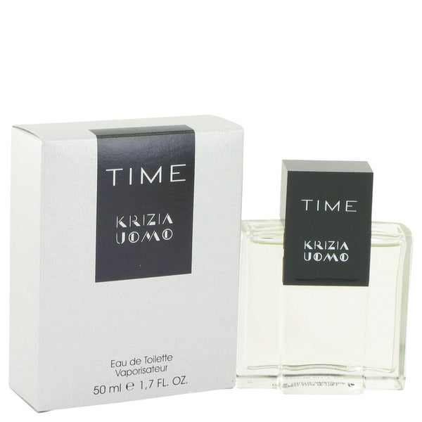 Krizia Time by Krizia Eau De Toilette Spray 1.7 oz for Men