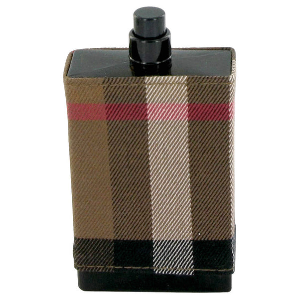 Burberry London (New) by Burberry Eau De Toilette Spray (Tester) 3.4 oz for Men